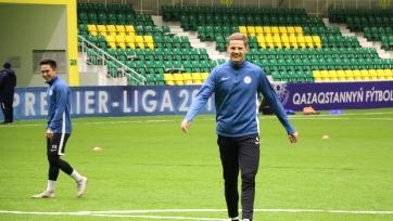 Защитник «Иртыша» получил вызов в сборную Латвии