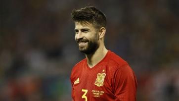 Пике, Хави и Кркич вызваны в сборную Каталонии на матч с Венесуэлой