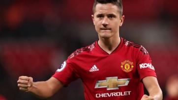 Эррера согласился на новый контракт с «Манчестер Юнайтед»