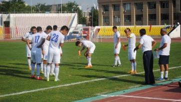 «Кыран» усилился полузащитником из Узбекистана