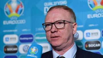 Наставник сборной Шотландии перед матчем с Казахстаном рассказал о травмированных и новом капитане
