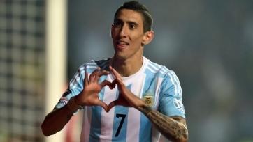 Ди Мария получил травму и не сыграет за сборную Аргентины