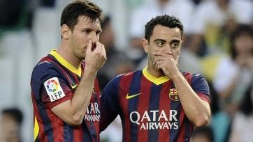 Хави: «Месси – лучший футболист в истории»
