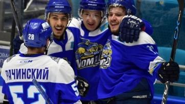 «Номад» сократил отставание от «Арлана» в плей-офф чемпионата Казахстана