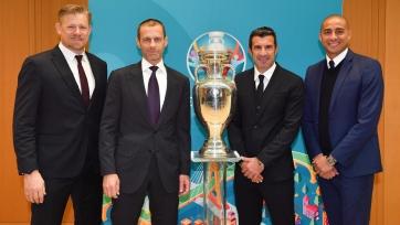 УЕФА огласил команду послов Евро-2020. Россию представляет Аршавин