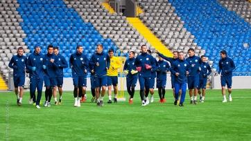 Казахстан – Шотландия. Составы команд