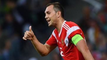 Дзюба: «Поражение от Бельгии подстегнет нас на матч с Казахстаном»