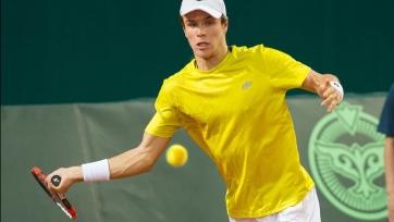 Попко сыграл в четвертьфинале турнира ITF в Анталье