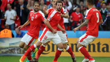 Сборная Швейцарии улетела в Грузию без бывшего форварда киевского «Динамо»