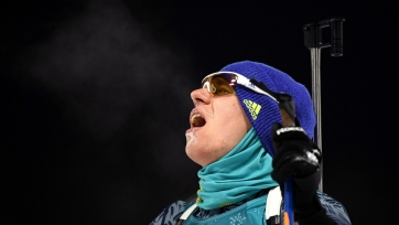 Биатлон. Еремин стал 33-м в спринте на этапе Кубка мира в Норвегии