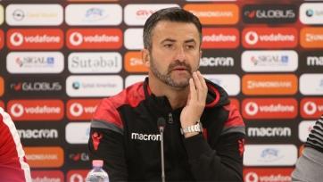 Пануччи завершил работу со сборной Албании