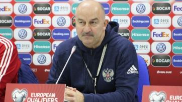 Черчесов поделился ожиданиями от матча с Казахстаном