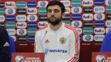 Джикия: «Перед игрой с Казахстаном есть потери, но проблем не будет»