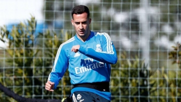Вингер «Реала» возобновил тренировки