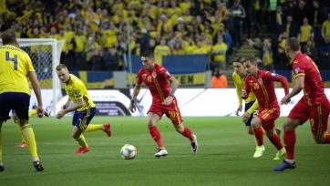 Швеция справилась с Румынией, Мальта в меньшинстве обыграла Фарерские острова
