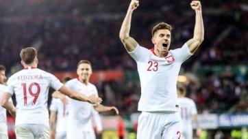 Пентек, Щенсны и еще шесть игроков сборной Польши рискуют пропустить матч с Латвией из-за болезни