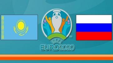 Казахстан - Россия. 24.03.2019. Где смотреть онлайн трансляцию матча