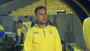 Сборная Украины потеряла основного полузащитника перед игрой с Люксембургом