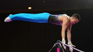 Казахстанский гимнаст выступит в финале этапа Кубка мира в Дохе