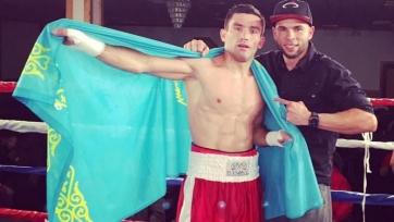 Казахстанский боксер одержал десятую победу на профи-ринге