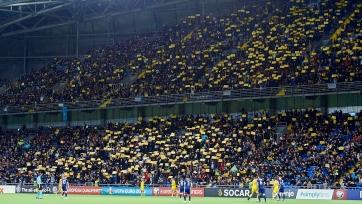 Все билеты на матч Казахстан - Россия проданы