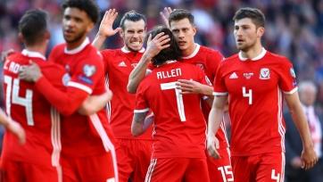 Уэльс переиграл Словакию в отборе на Евро-2020