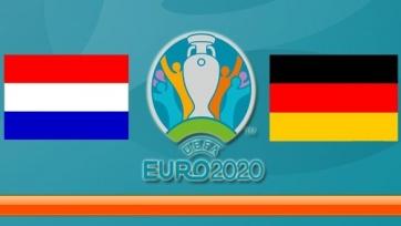 Нидерланды – Германия. Составы команд