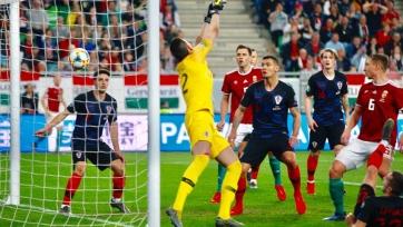 Евро-2020. Венгрия переиграла Хорватию, Израиль одолел Австрию