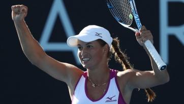 Путинцева пробилась в в 1/8 финала турнира WTA в Майами