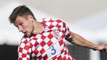 Сборная Хорватии потеряла защитника в матче против Венгрии