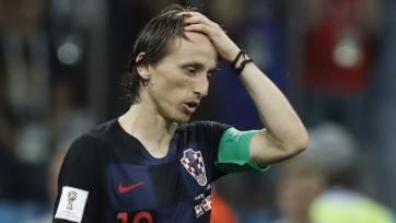 Модрич: «Если сборная Хорватии не попадет на Евро-2020, это станет катастрофой»