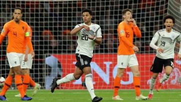 Сборная Германии впервые почти за четверть века обыграла в гостях Нидерланды
