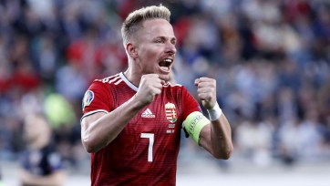 Бывший игрок «Анжи» и «Динамо» провел юбилейный матч за сборную Венгрии