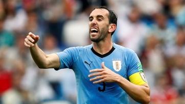 Годин вошел в историю сборной Уругвая