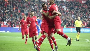 Турция крупно переиграла Молдову