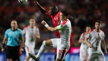 Португалия и Сербия сыграли вничью в напряженном поединке