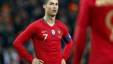 Роналду: «Сделаем все от нас зависящее, чтобы выйти на Евро»