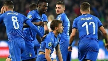 Италия – Лихтенштейн. 26.03.2019. Где смотреть онлайн трансляцию матча
