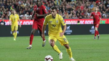 СМИ: сборная Украины рискует получить техническое поражение в матчах с Португалией и Люксембургом из-за натурализации Мораеса