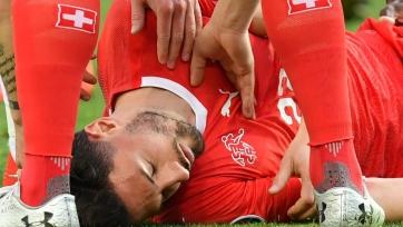 Защитник «Ньюкасла» не поможет сборной Швейцарии в матче с Данией