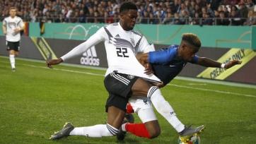 Защитник «Герты» вернулся из молодежной сборной с травмой