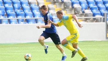 «Астана» провела товарищеский матч