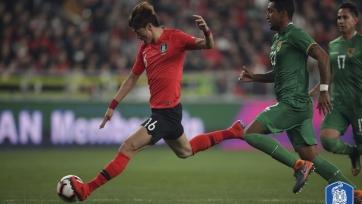 ТМ. Южная Корея переиграла Колумбию