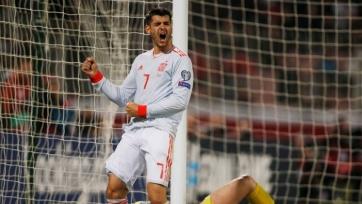 Италия разгромила Лихтенштейн, Испания переиграла Мальту