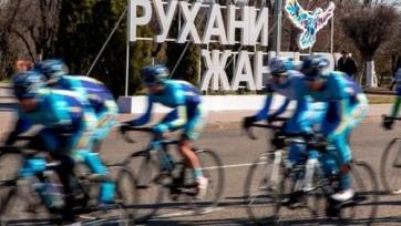 В Таразе прошел зимний чемпионат Казахстана по велоспорту на шоссе