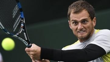 Недовесов не доиграл матч 1/16 финала на турнире во Франции