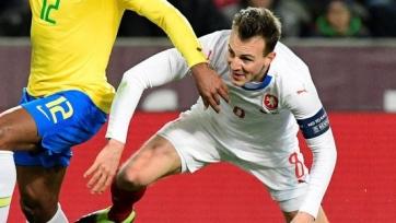 Два игрока сборной Чехии травмировались в матче с Бразилией