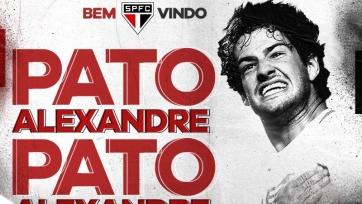 Пато стал игроком «Сан-Паулу»