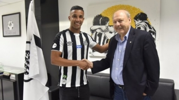 «Сантос» арендовал защитника «Монако»