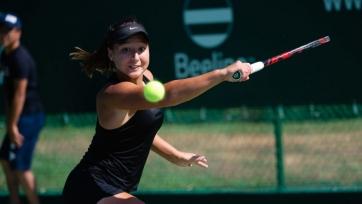 Айнитдинова успешно преодолела первый круг турнира в Шарм-эль-Шейхе
